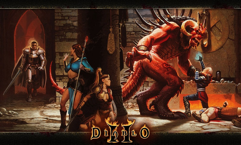 video-game-diablo-2